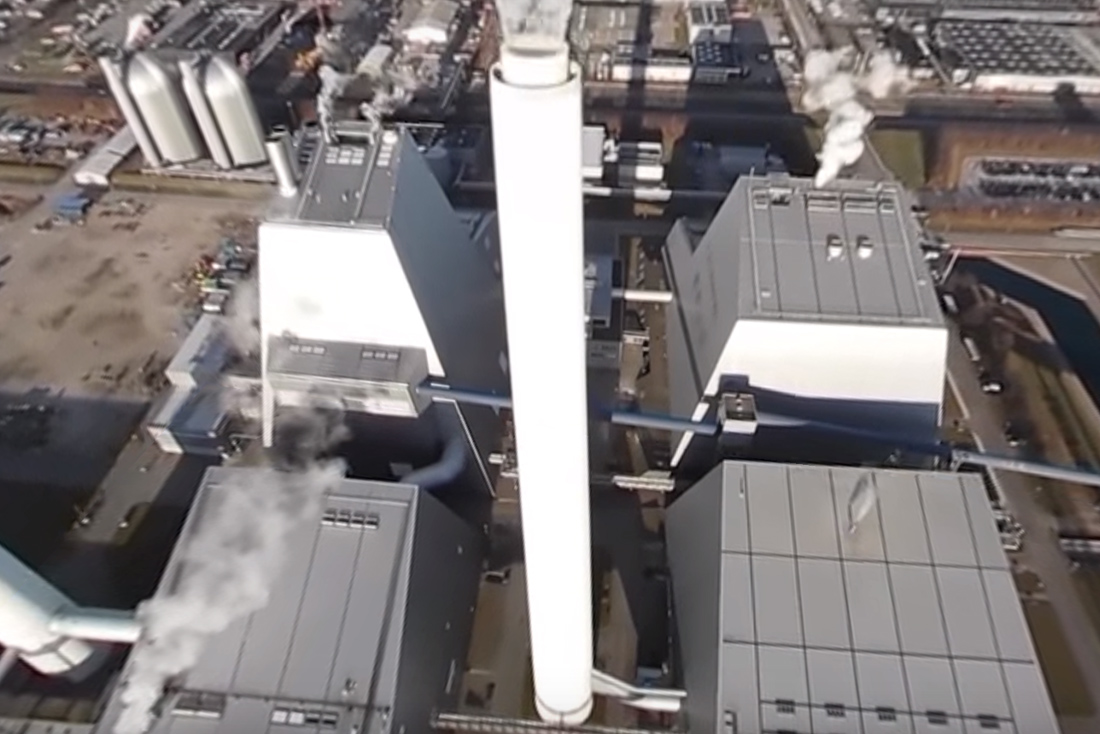 Green Power Plant of the Future | Ørsted