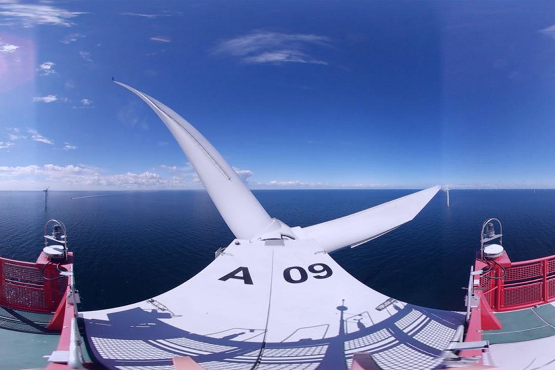 360º Havmøllesafari | Ørsted