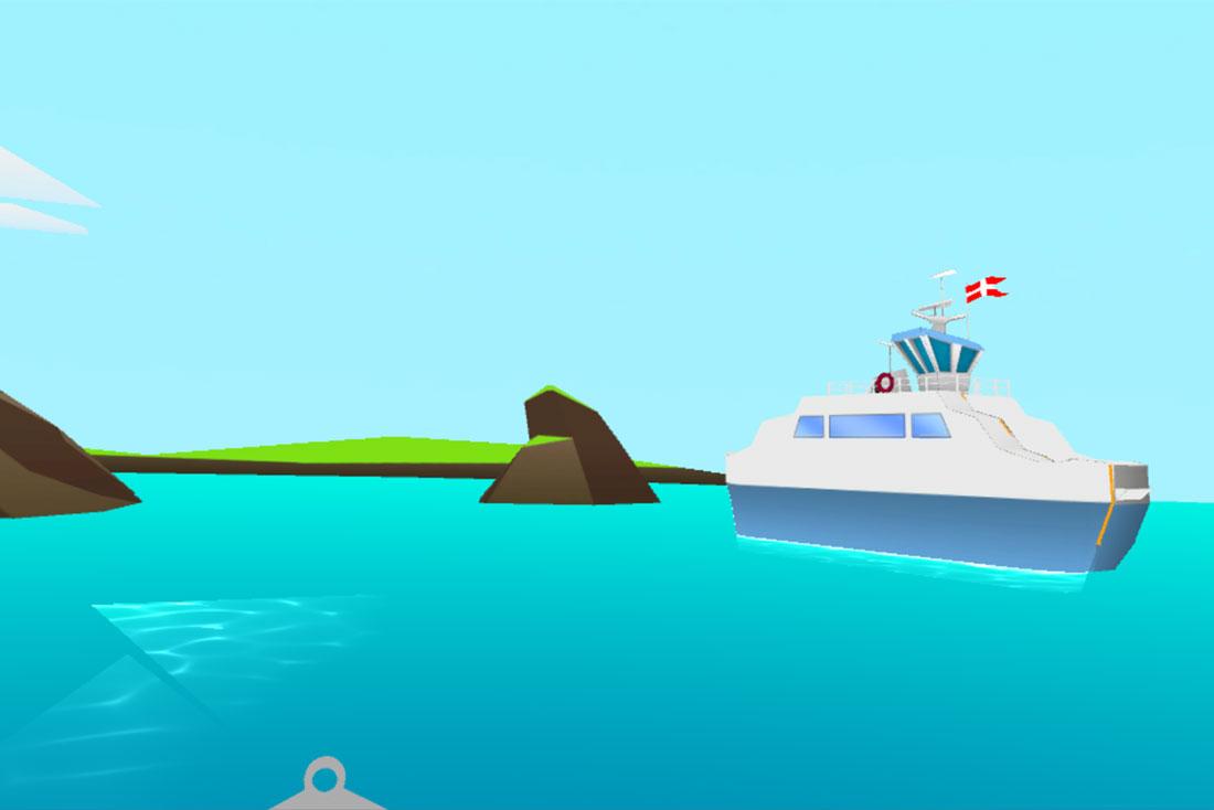 Maritime Career Game | Danske Maritime