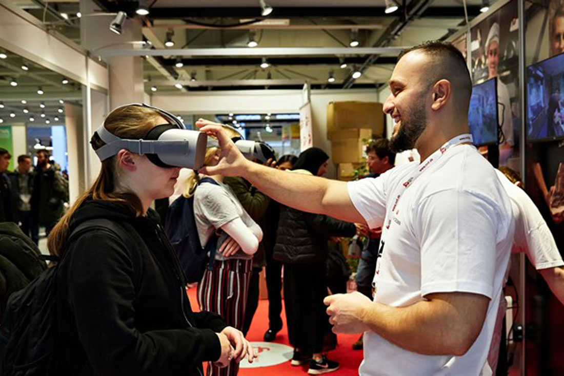 VR Education Tours Through the Danish Food Industry | NNF