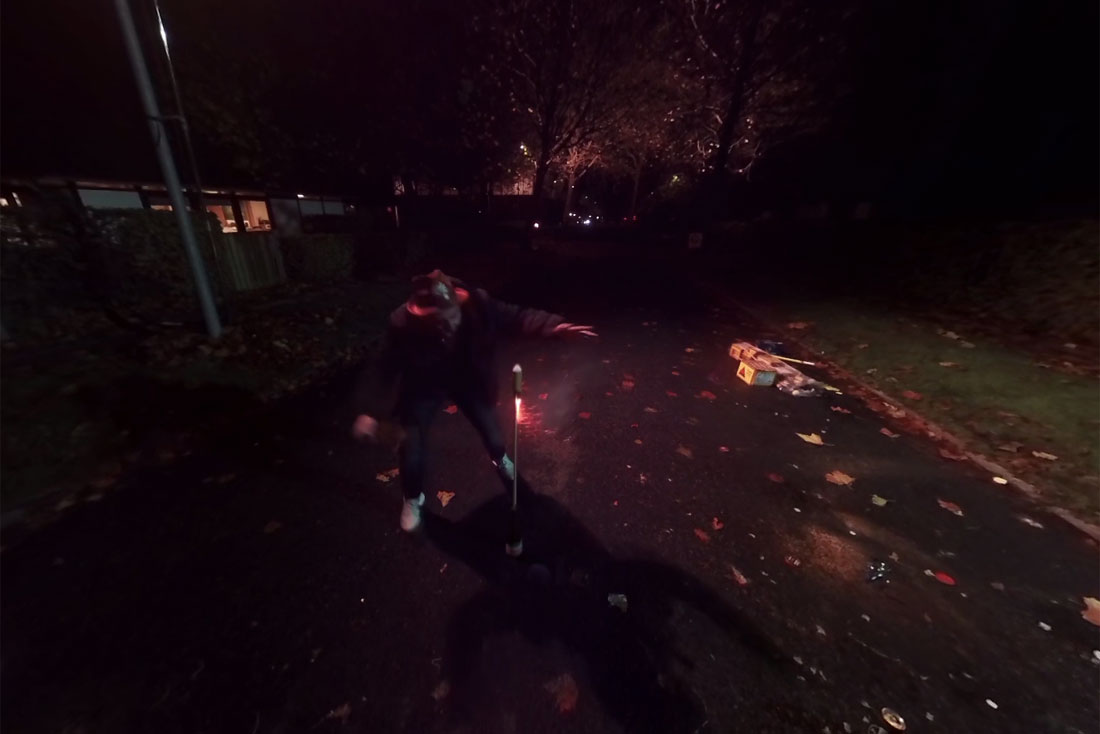 Fireworks Safety Campaign | Sikkerhedsstyrelsen