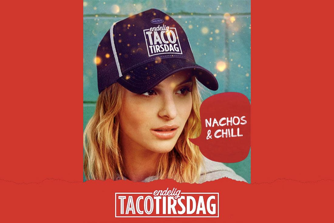 'Endelig TacoTirsdag' AR Lens | Santa Maria