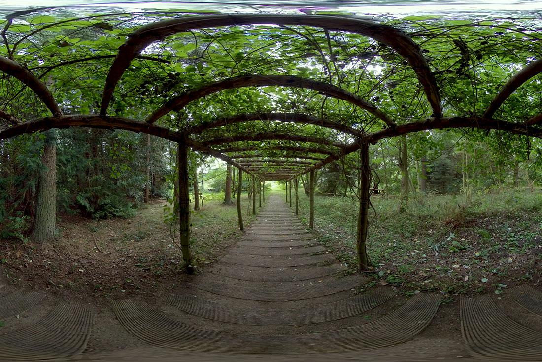 360º Therapy Garden | Nacadia