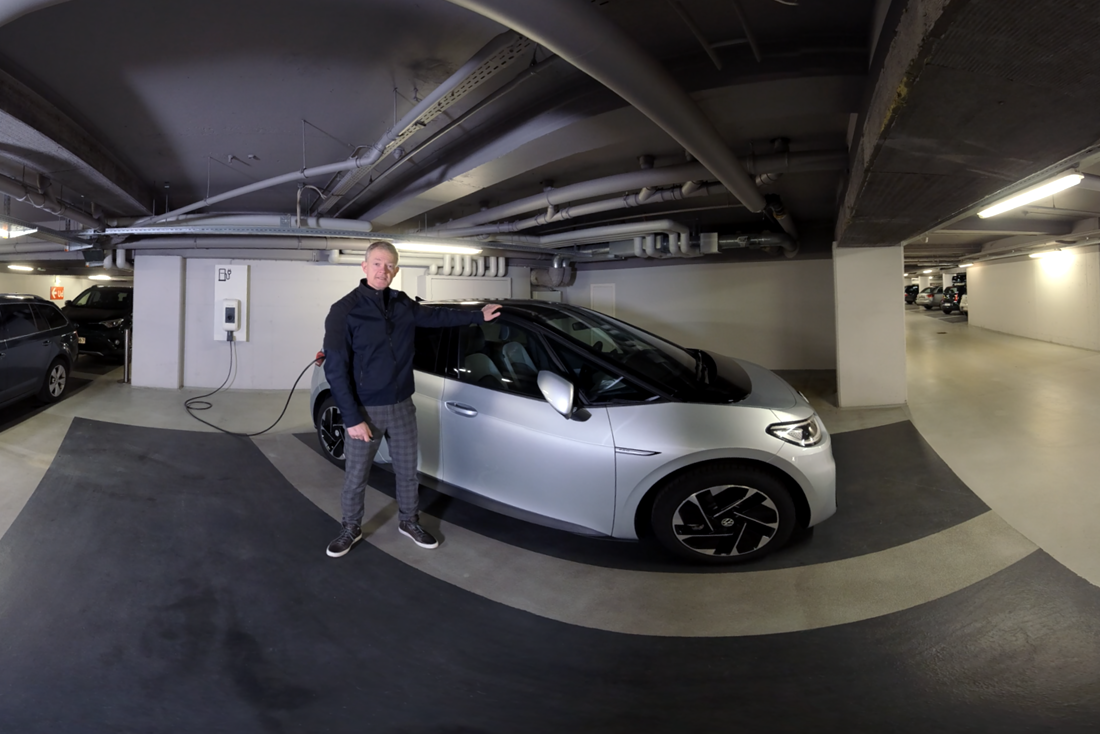 Volkswagen | 360° VR Testkøretur af ID3 & ID4